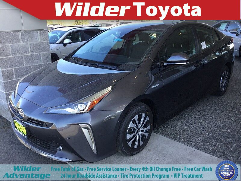 2020 Toyota Prius XLE Port Angeles WA
