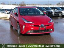 2020 Toyota Prius XLE South Burlington VT
