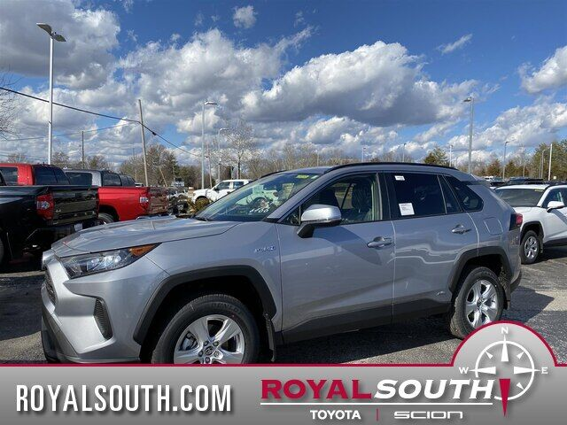 2020 Toyota RAV4 Hybrid LE Bloomington IN