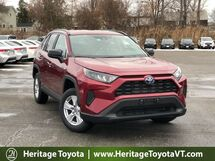 2020 Toyota RAV4 Hybrid LE South Burlington VT