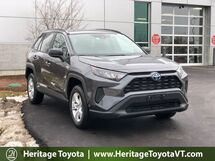 2020 Toyota RAV4 Hybrid LE South Burlington VT