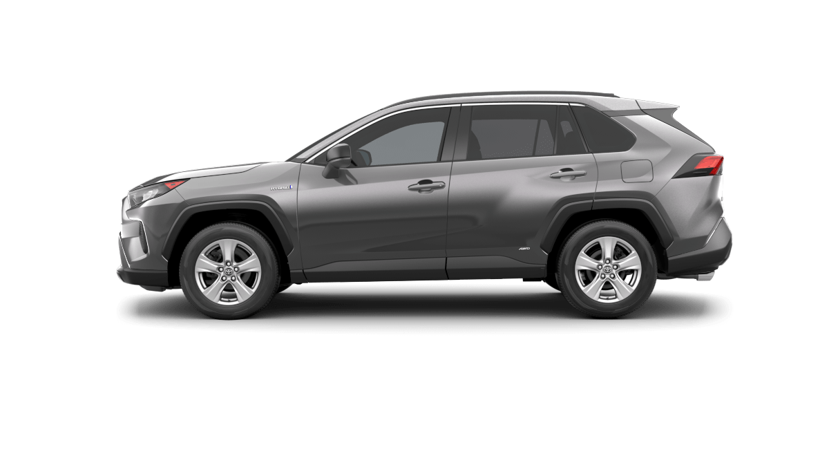 2020 Toyota RAV4 Hybrid LE White River Junction VT
