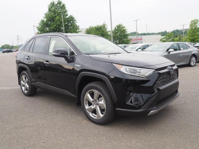 2020 Toyota RAV4 Hybrid Limited AWD *Ltd Avail* Mars PA
