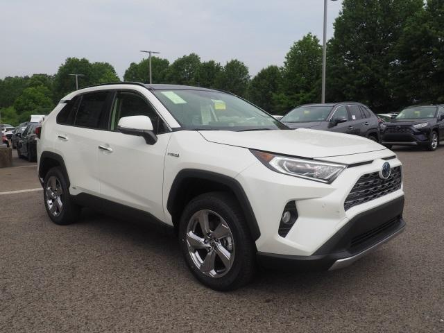 2020 Toyota RAV4 Hybrid Limited AWD *Ltd Avail*