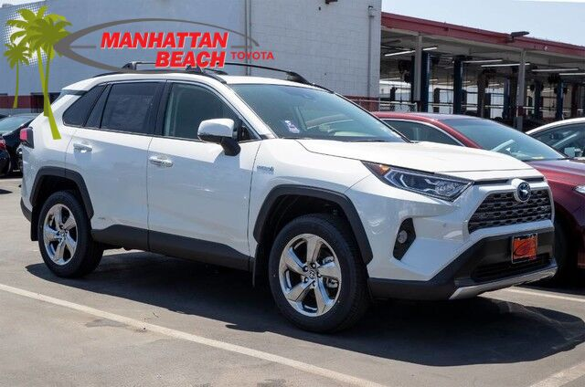 2020 Toyota RAV4 Hybrid Limited Manhattan Beach CA