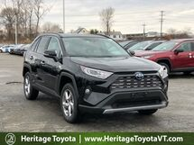 2020 Toyota RAV4 Hybrid Limited South Burlington VT