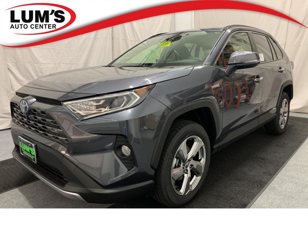 2020 Toyota RAV4 Hybrid Limited Warrenton OR