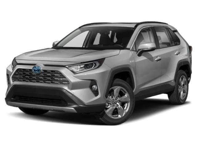 2020 Toyota RAV4 Hybrid XLE National City CA