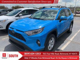 2020_Toyota_RAV4 Hybrid_XLE_ Richmond KY