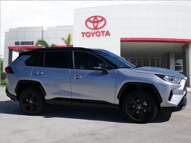 2020 Toyota RAV4 Hybrid XSE Delray Beach FL
