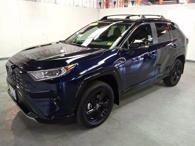 2020 Toyota RAV4 Hybrid XSE Oroville CA