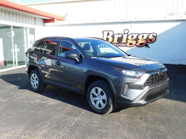 2020 Toyota RAV4 LE AWD Fort Scott KS