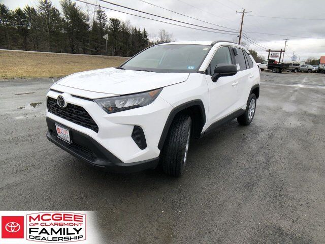 2020 Toyota RAV4 LE Claremont NH