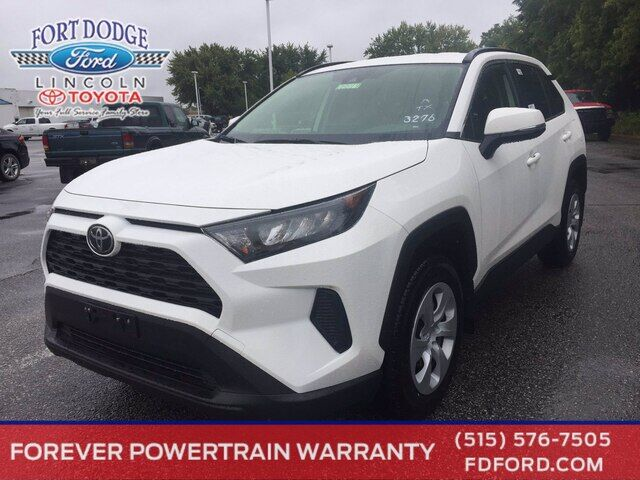 2020 Toyota RAV4 LE Fort Dodge IA