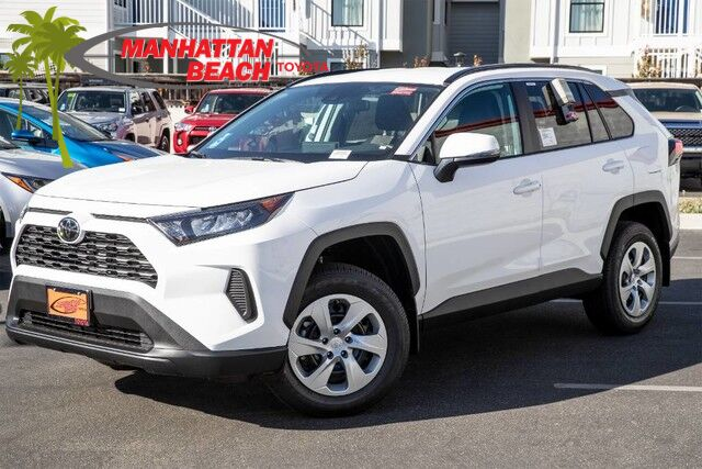 2020 Toyota RAV4 LE Manhattan Beach CA