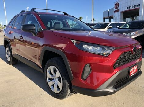 2020_Toyota_RAV4_LE_ McAllen TX