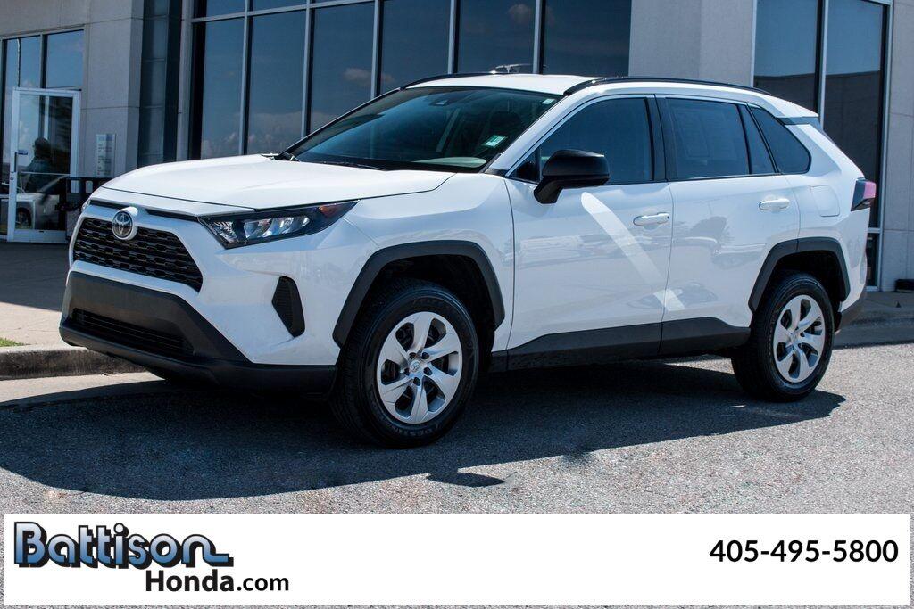 2020_Toyota_RAV4_LE_ Oklahoma City OK