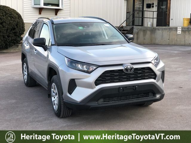 2020 Toyota RAV4 LE South Burlington VT