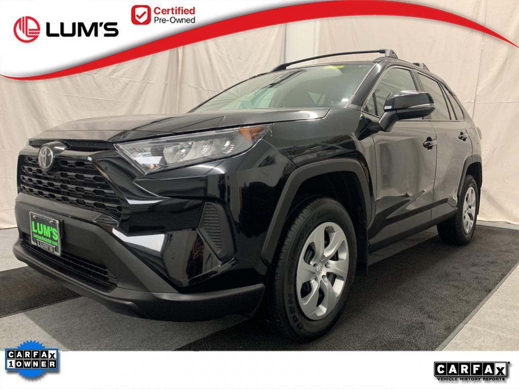 2020 Toyota RAV4 LE Warrenton OR