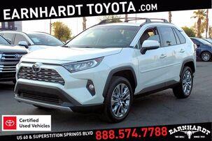 2020_Toyota_RAV4_Limited *1-OWNER*_ Phoenix AZ