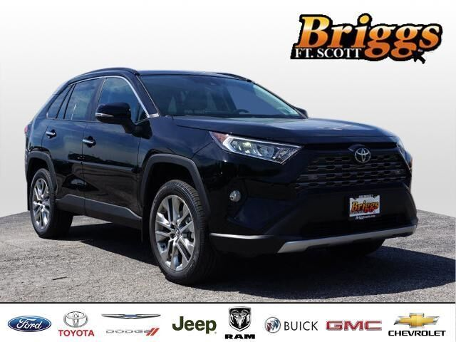 2020 Toyota RAV4 Limited AWD Fort Scott KS