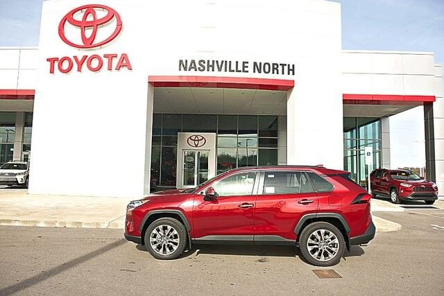 2020 Toyota RAV4 Limited AWD Nashville TN