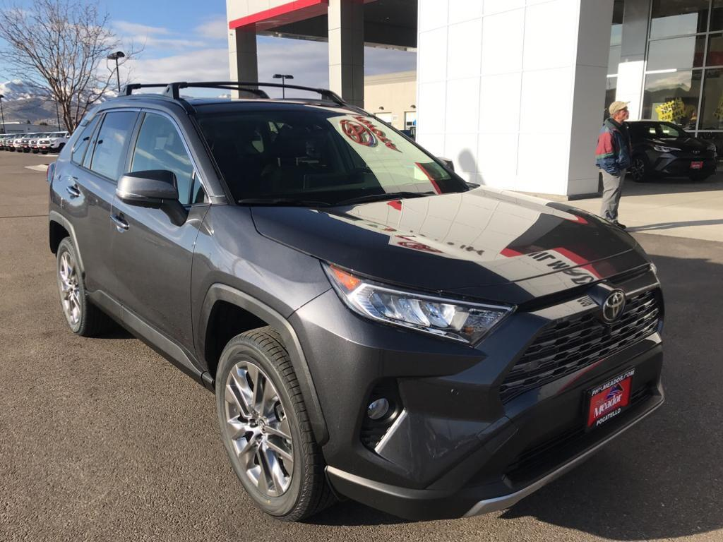 2020 Toyota RAV4 Limited AWD Pocatello ID