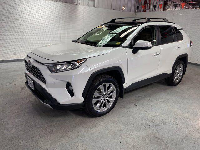 2020 Toyota RAV4 Limited AWD w/ Advanced Tech Pkg Oroville CA