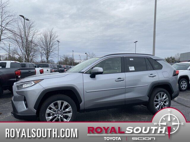 2020 Toyota RAV4 Limited Bloomington IN