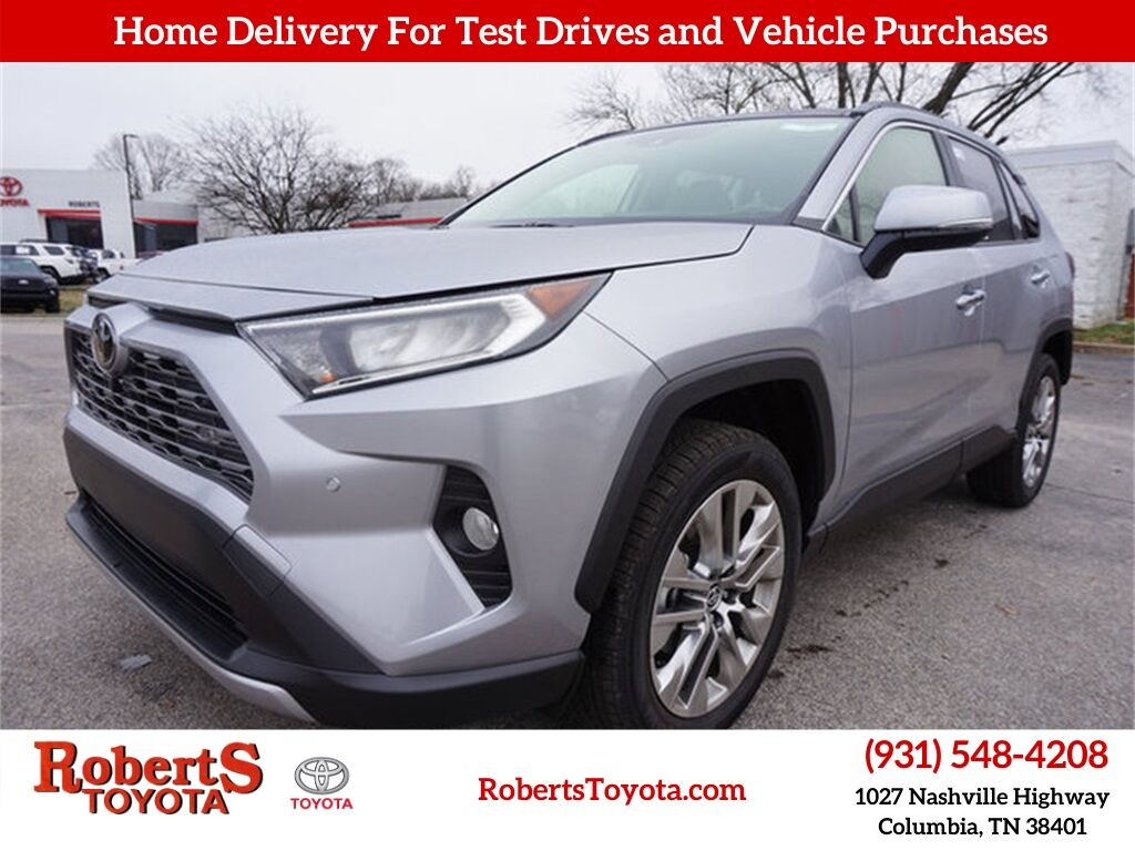 2020 Toyota RAV4 Limited Columbia TN