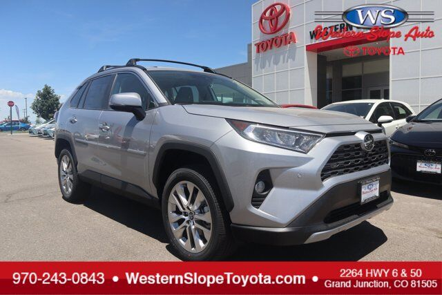 2020 Toyota RAV4 Limited Grand Junction CO