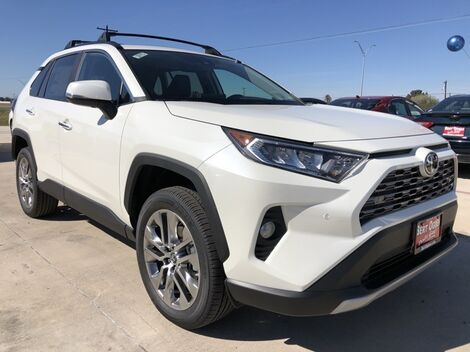 2020_Toyota_RAV4_Limited_ Harlingen TX
