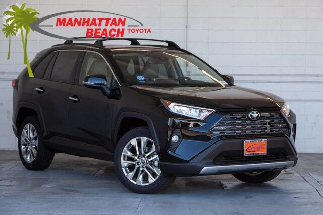 2020 Toyota RAV4 Limited Manhattan Beach CA