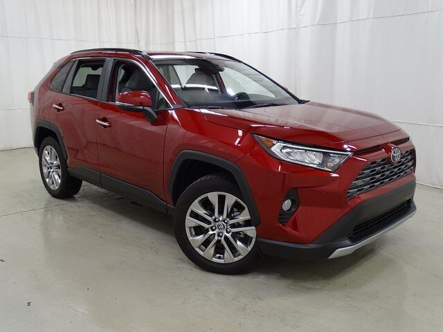 2020 Toyota RAV4 Limited Raleigh NC