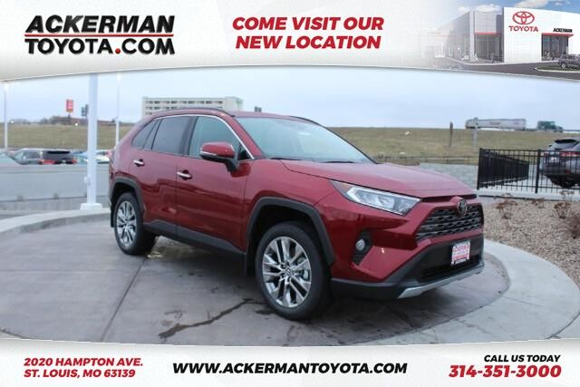 2020 Toyota RAV4 Limited St. Louis MO