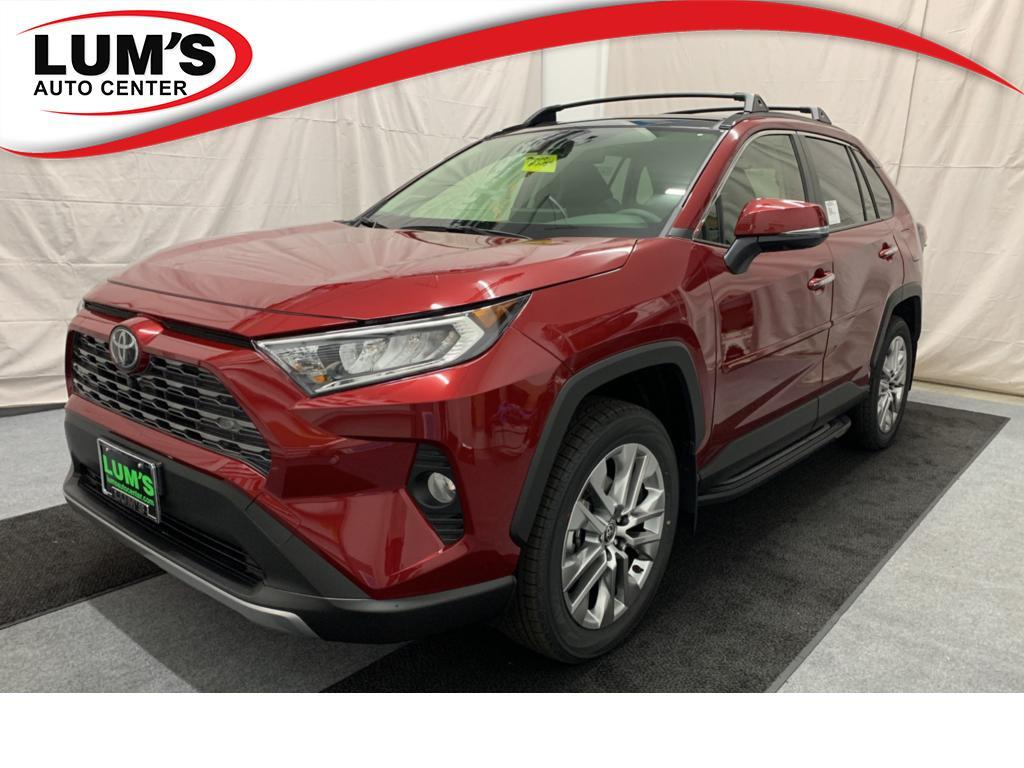 2020 Toyota RAV4 Limited Warrenton OR