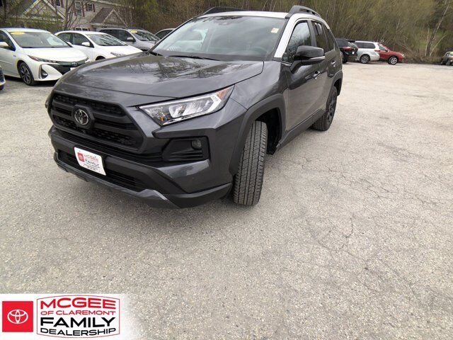 2020 Toyota RAV4 TRD Off Road Claremont NH