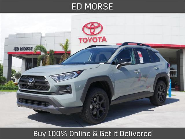 2020 Toyota RAV4 TRD Off Road Delray Beach FL