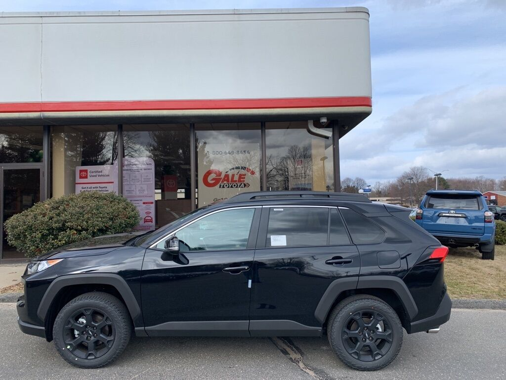 2020 Toyota RAV4 TRD Off Road Enfield CT