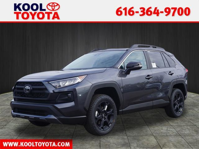 2020 Toyota RAV4 TRD Off-Road Grand Rapids MI