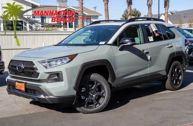 2020 Toyota RAV4 TRD Off Road Manhattan Beach CA