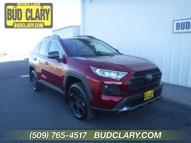 2020 Toyota RAV4 TRD Off Road Moses Lake WA
