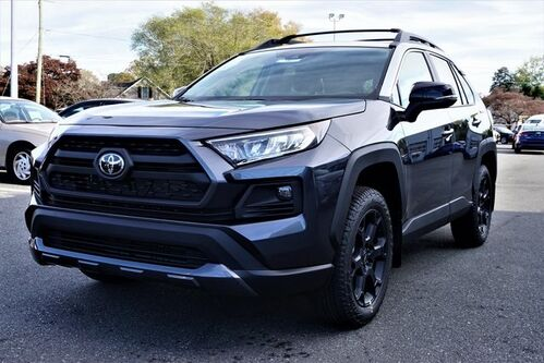 2020_Toyota_RAV4_TRD Off Road_ Salisbury MD