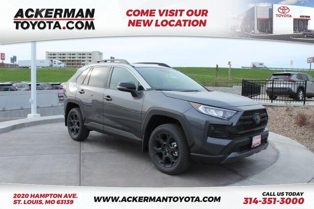2020 Toyota RAV4 TRD Off Road St. Louis MO