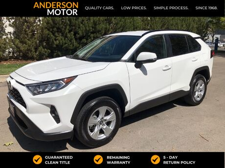 2020 Toyota RAV4 XLE AWD Salt Lake City UT