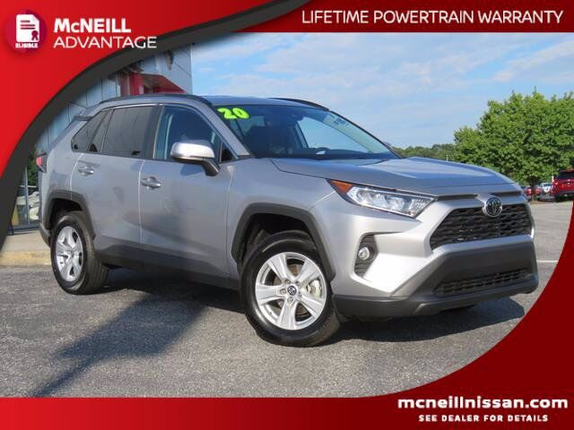 2020 Toyota RAV4 XLE High Point NC