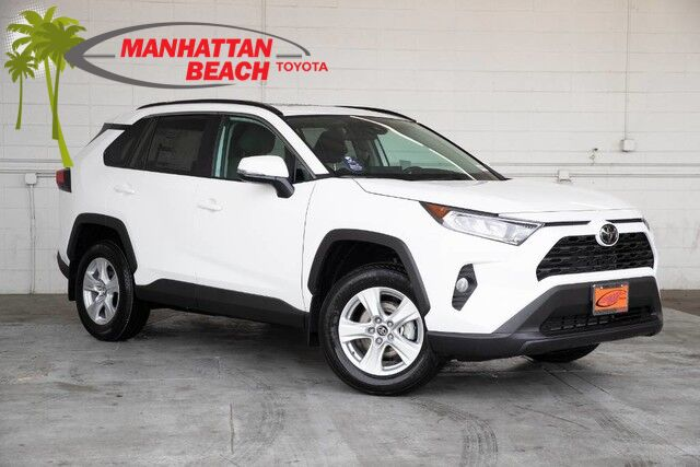 2020 Toyota RAV4 XLE Manhattan Beach CA