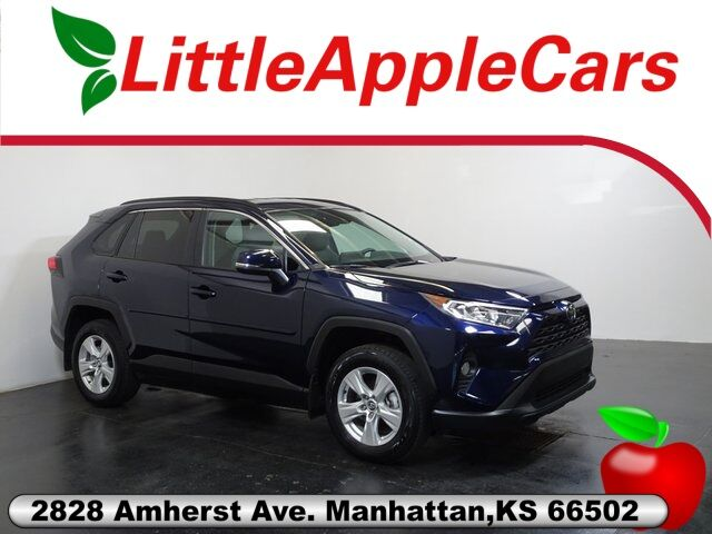 2020 Toyota RAV4 XLE Manhattan KS
