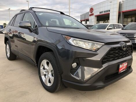 2020_Toyota_RAV4_XLE_ McAllen TX