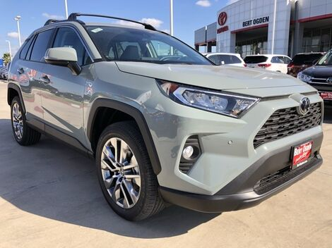 2020_Toyota_RAV4_XLE Premium_ Harlingen TX